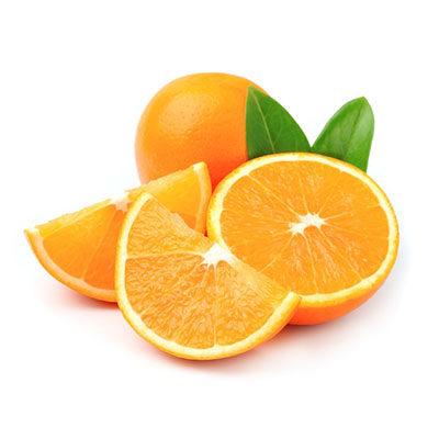 Naranja segunda