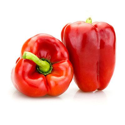 Pimiento california rojo