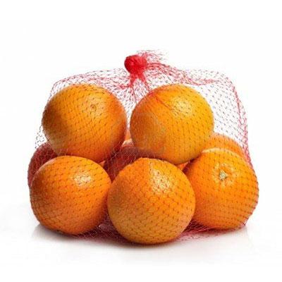 Bolsa de naranja de zumo