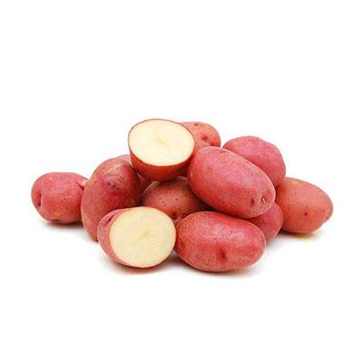 Patata roja