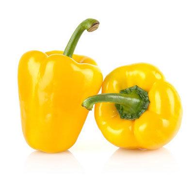 Pimiento california amarillo